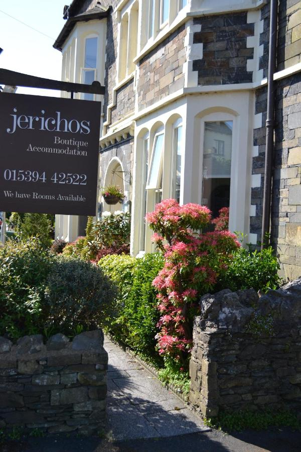 Jerichos - Laterooms