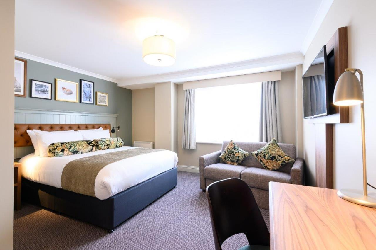 Innkeeper's Lodge Exeter, Clyst St George - Laterooms