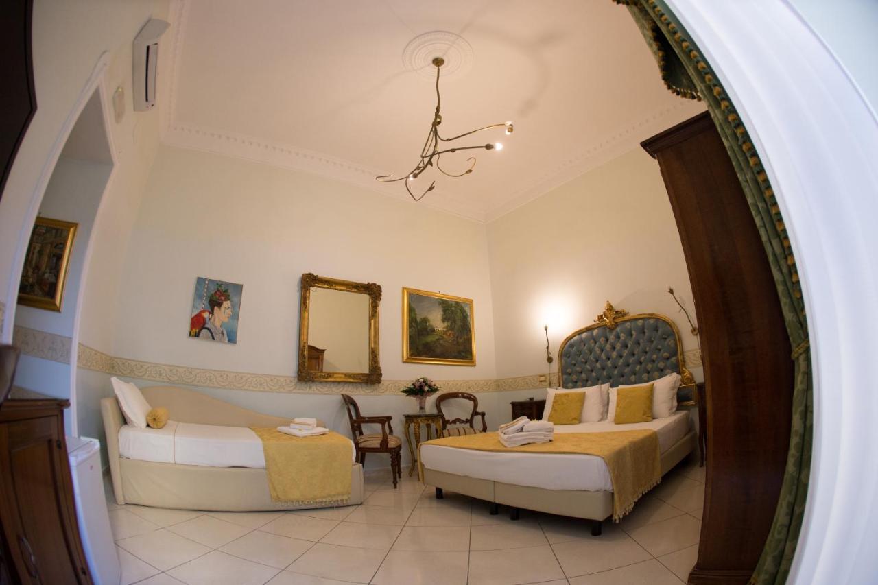 Hotel Santa Brigida - Laterooms