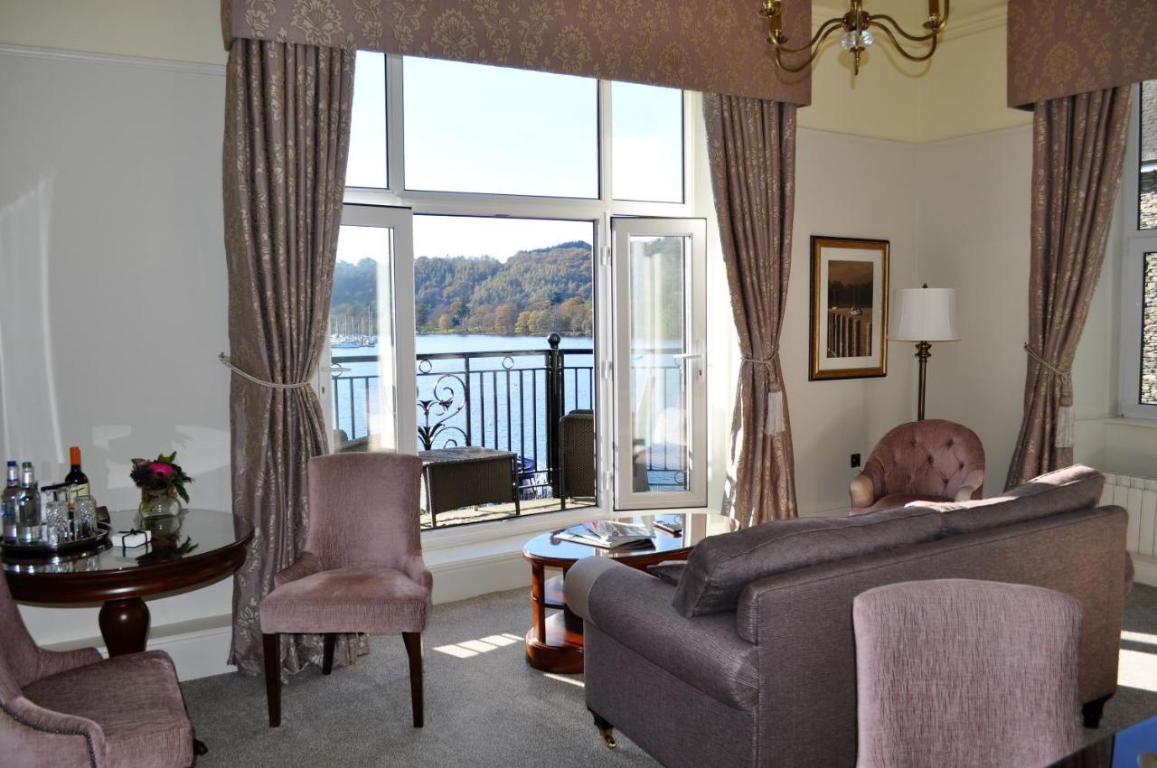 Macdonald Old England  Hotel & Spa - Laterooms