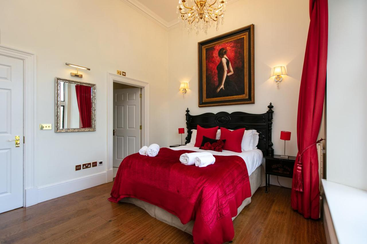 Old Down Manor - Laterooms