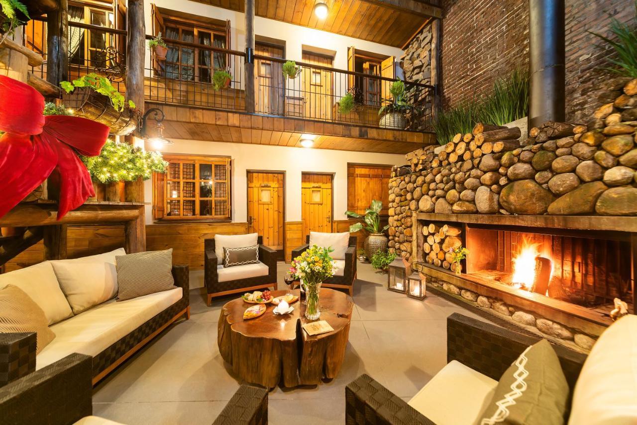 Hotel Giardino Di Pietra - Gramado - Foto Booking