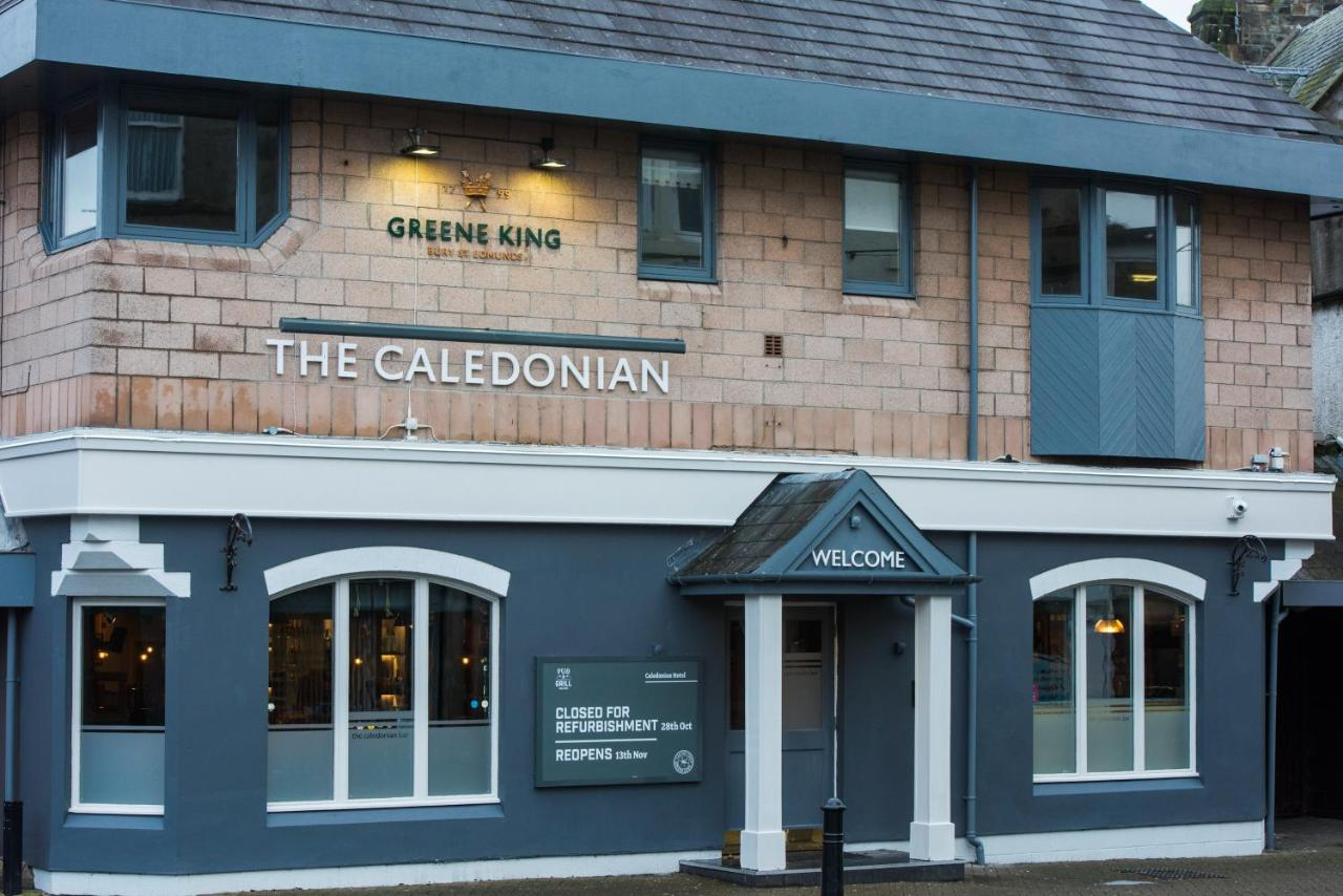 Caledonian Hotel - Laterooms