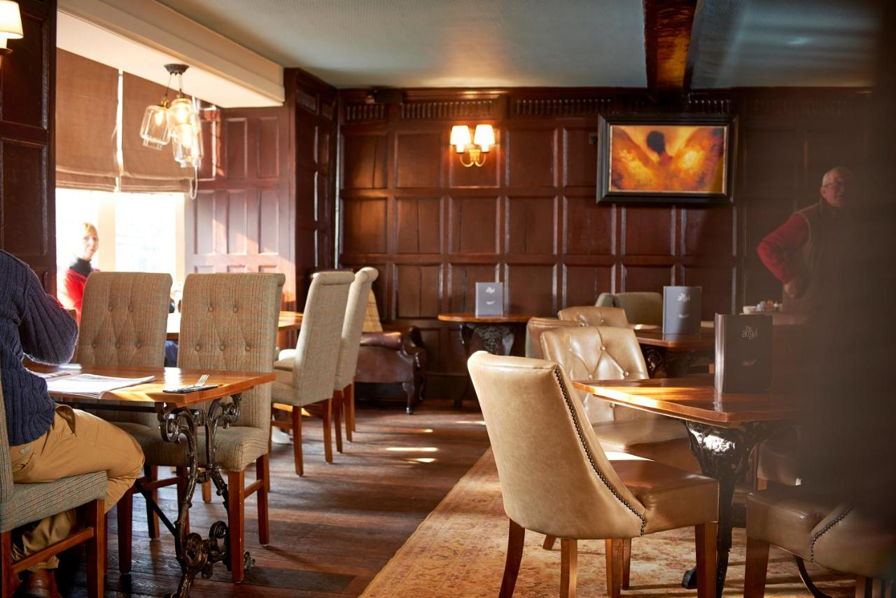 The Angel Inn Hotel - Laterooms