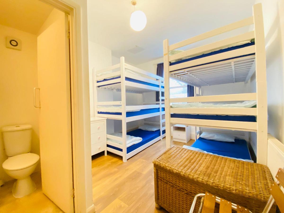 Brighton Youthful Hostel by the Sea - Laterooms