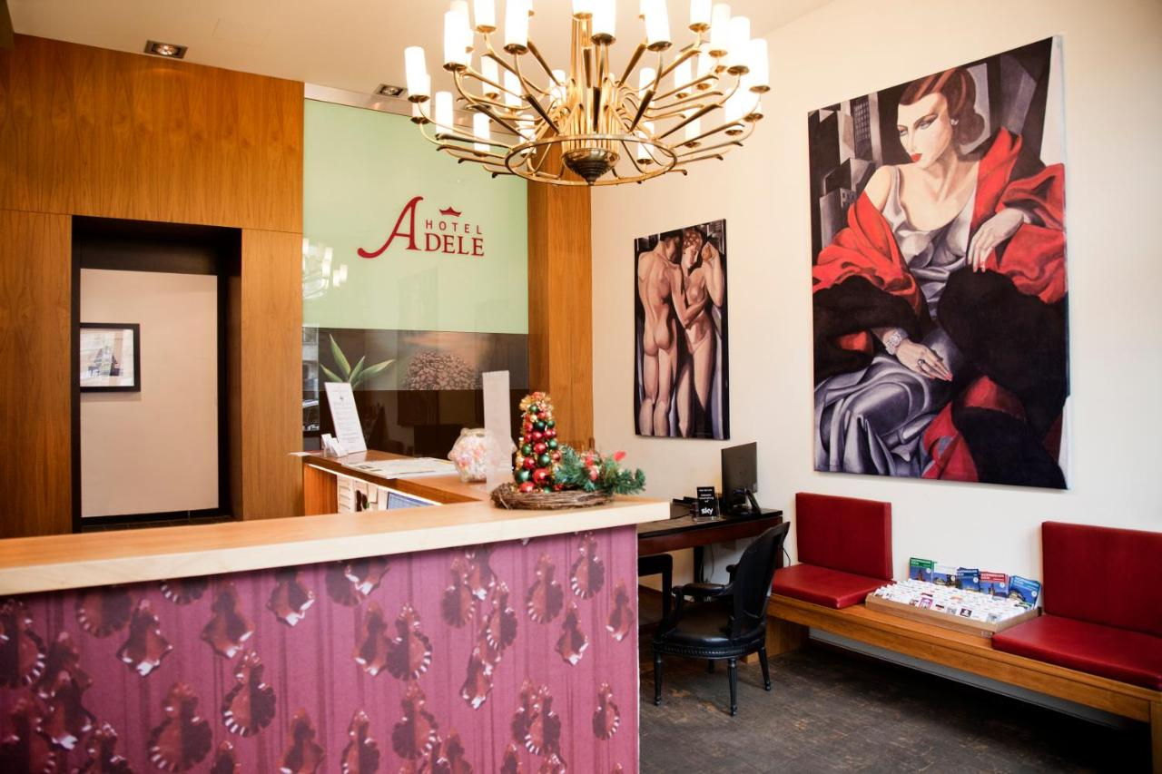Adele Hotel- und Gaststätten GmbH - Laterooms