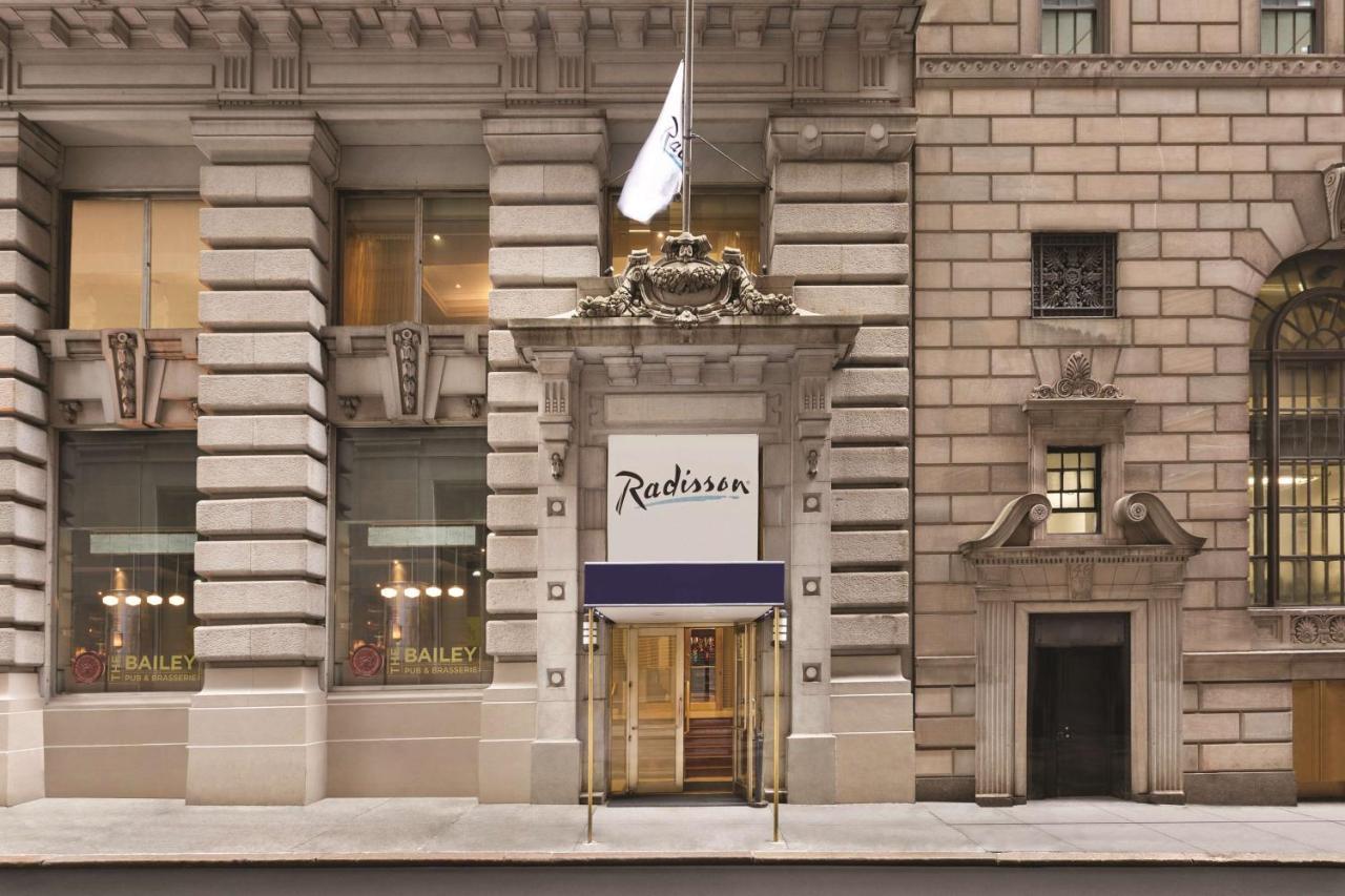 Radisson Hotel New York Wall Street*