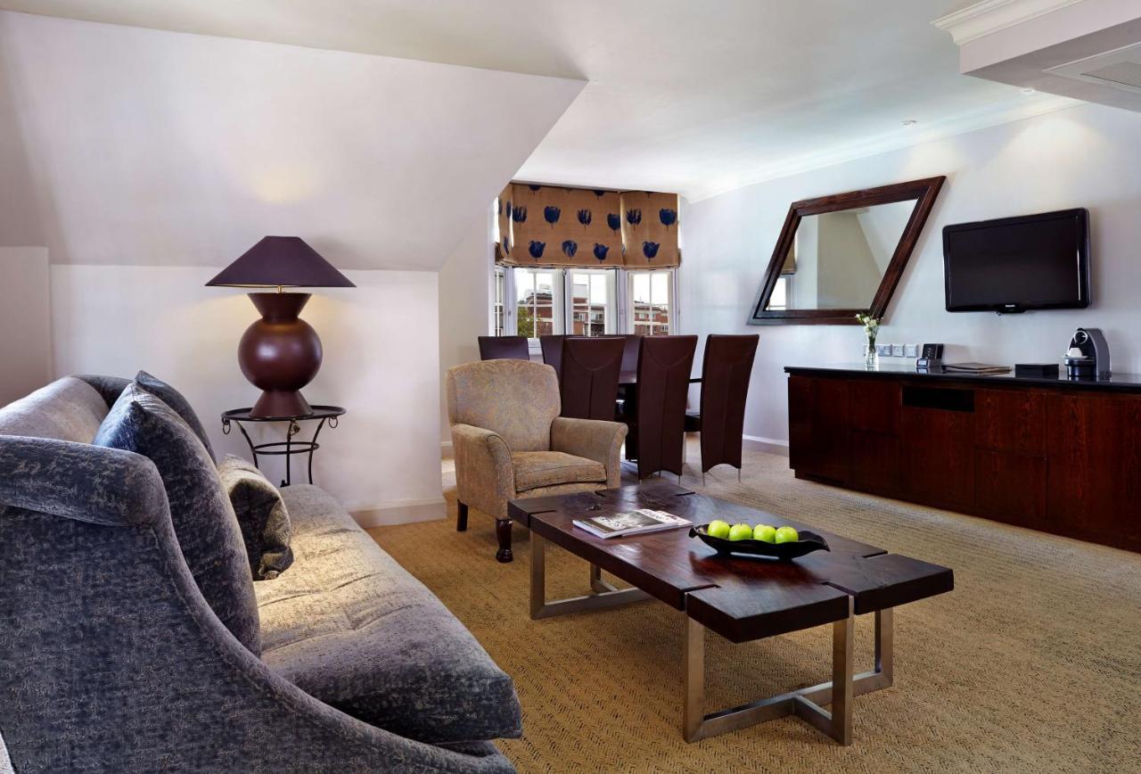 Radisson Blu Edwardian Grafton Hotel - Laterooms
