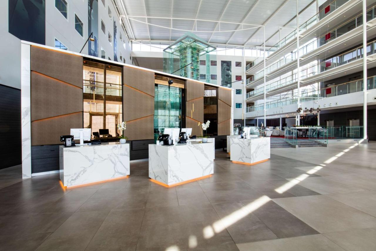 Radisson BLU Hotel London Stansted Airport - Laterooms