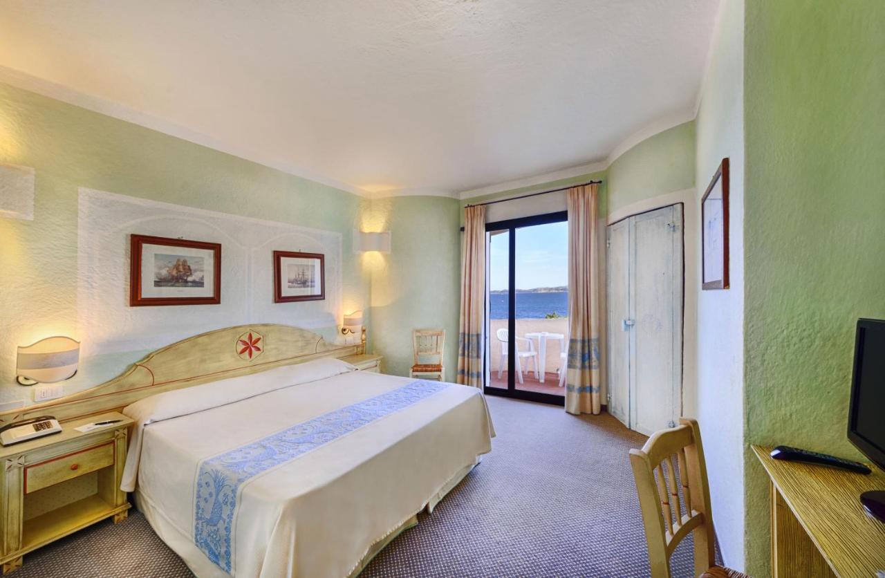GRAND HOTEL SMERALDO BEACH - Laterooms