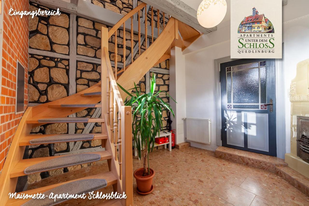 Apartments Unter Dem Schloß, Quedlinburg – Aktualisierte Preise ...