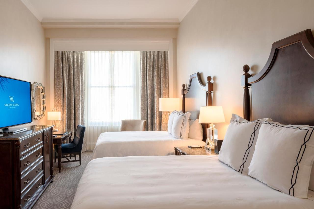 The Roosevelt New Orleans, A Waldorf Astoria Hotel - Laterooms