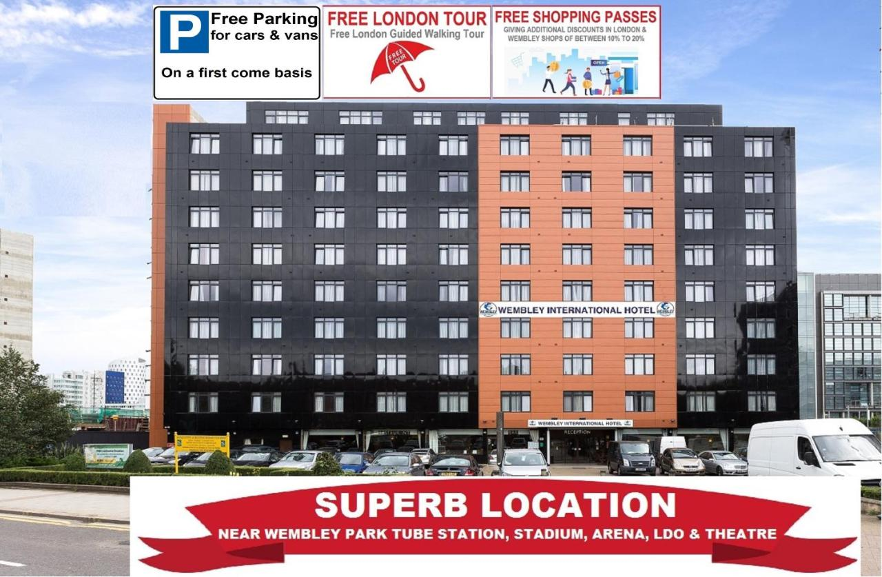 Wembley Plaza - Laterooms