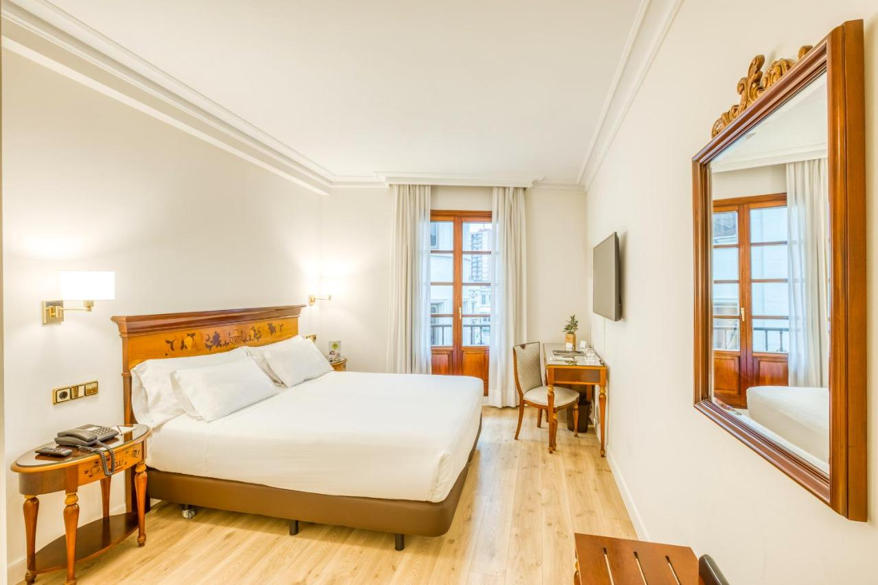 TRYP Bilbao Arenal Hotel - Laterooms