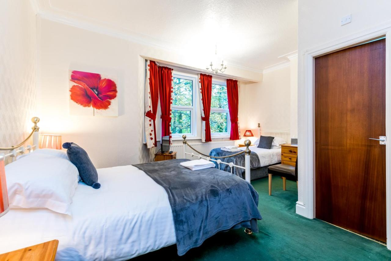 Goldsmiths Guest House - Laterooms