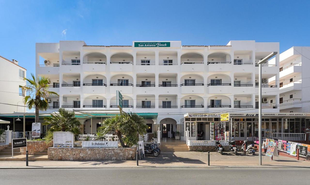Apartamentos San Antonio Beach - Laterooms