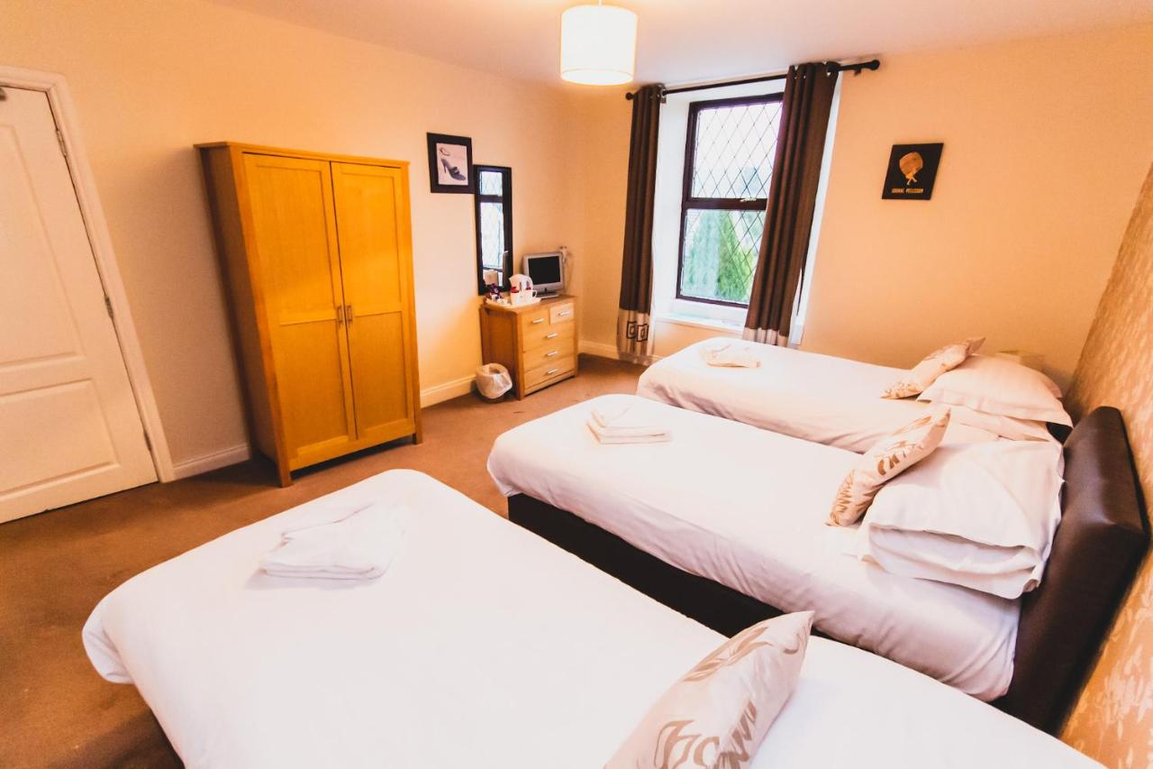 Kings Arms Hotel - Laterooms