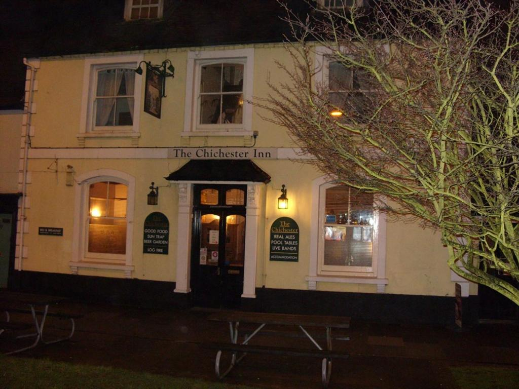 The Chichester Inn - Laterooms