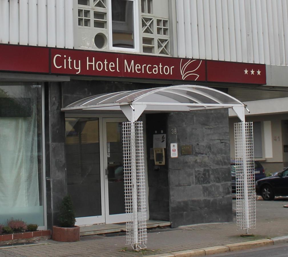 City Hotel Mercator - Laterooms