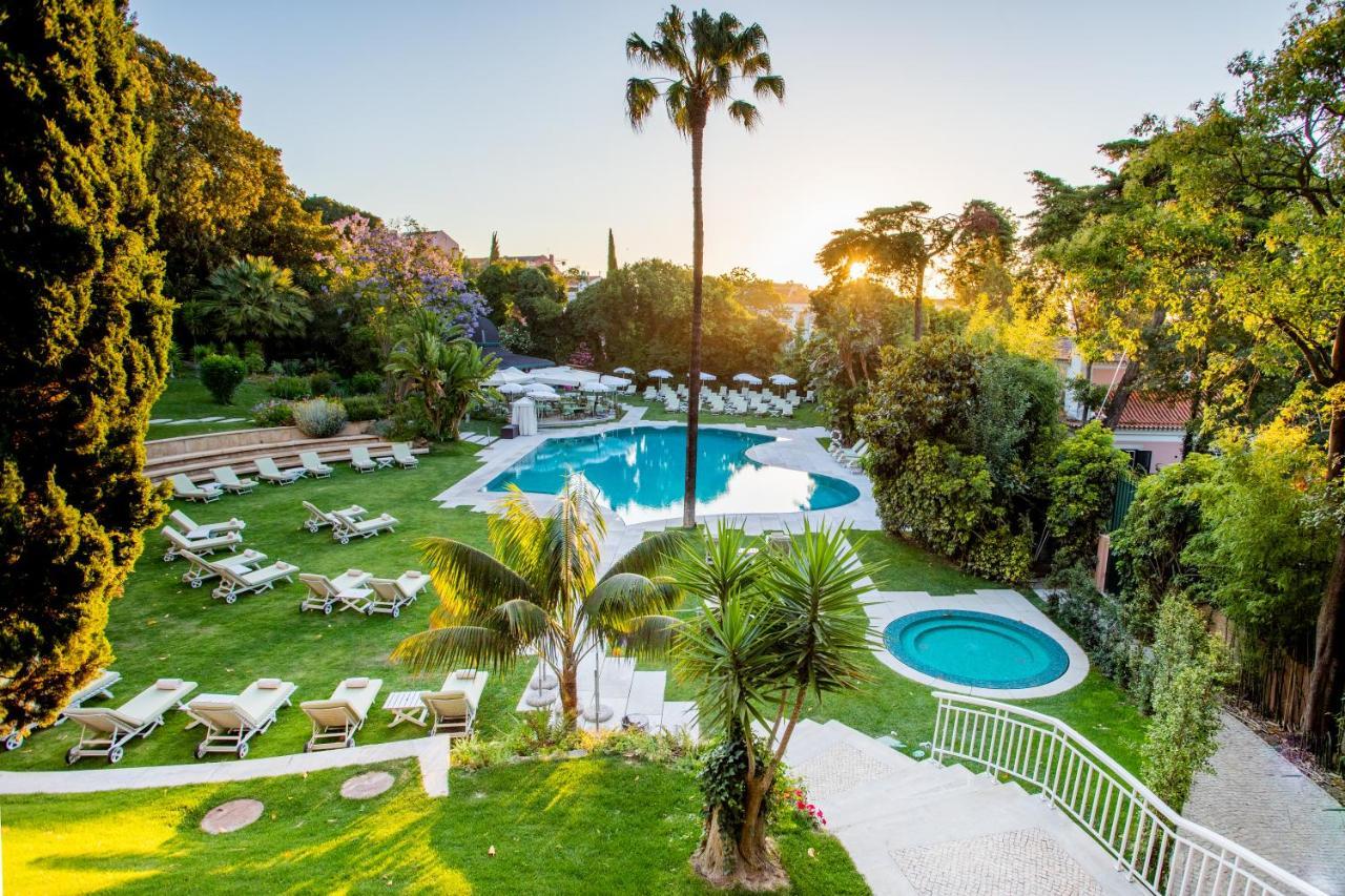 Отель класса люкс в Лиссабоне