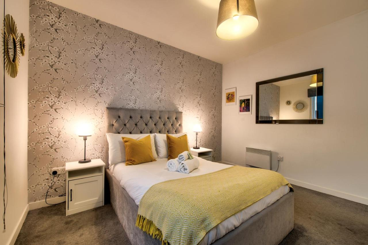 Grasshoppers Hotel Glasgow - Laterooms