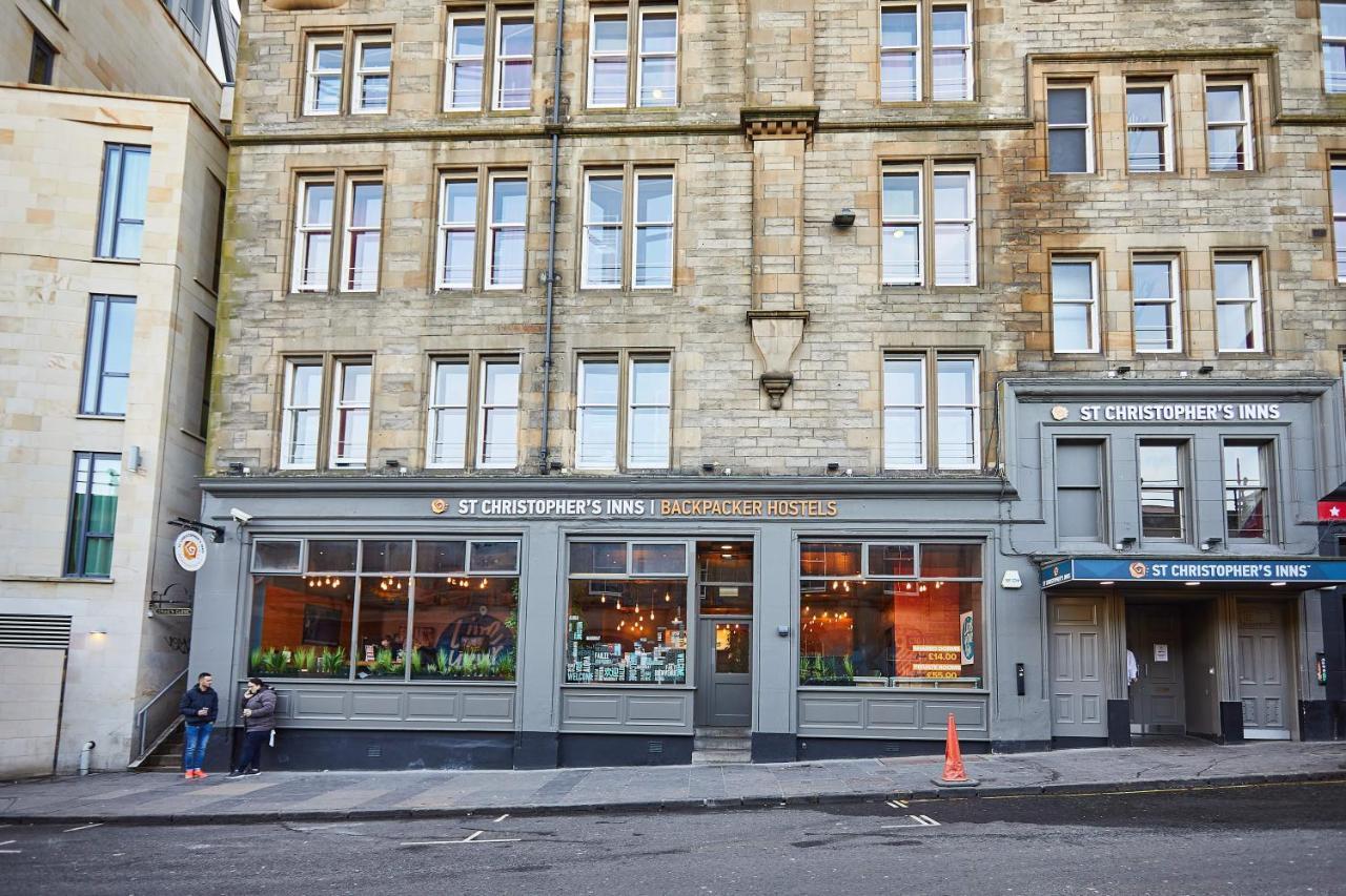 St Christopher's Inn,  Edinburgh - Laterooms