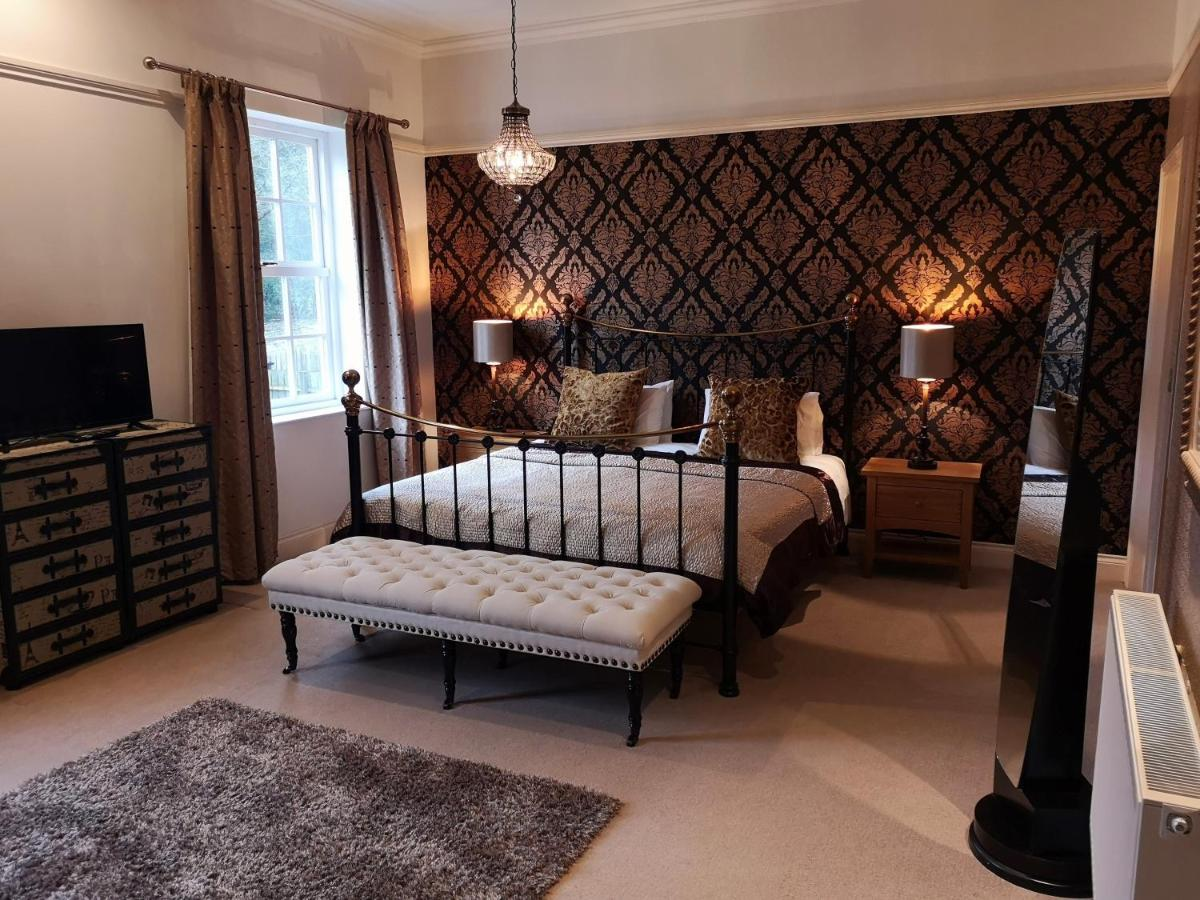 Glangwili Mansion - Laterooms