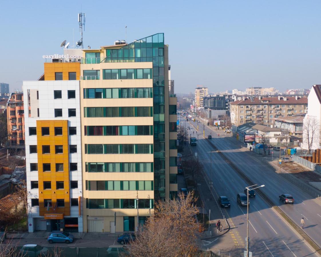 easyHotel Sofia - Laterooms