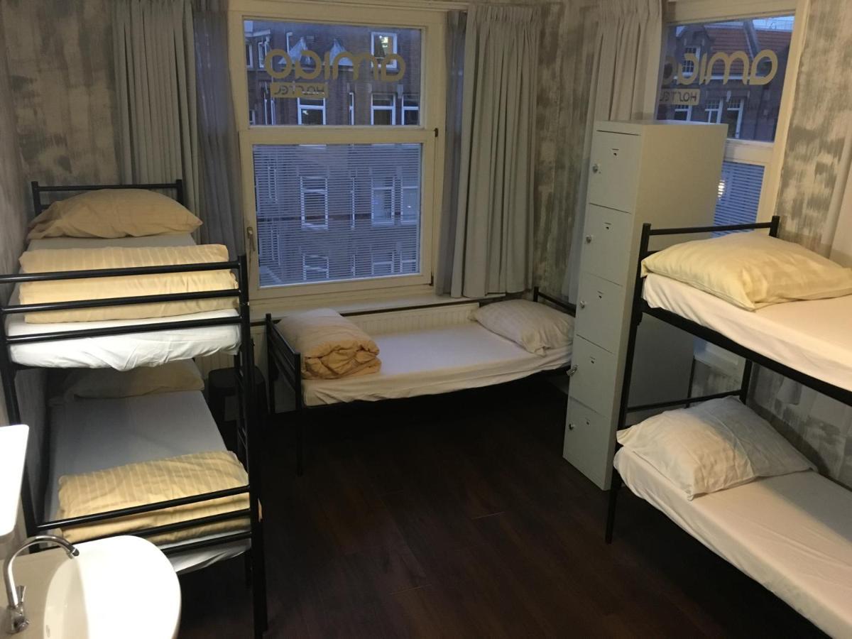 Amigo Budget Hostel - Laterooms