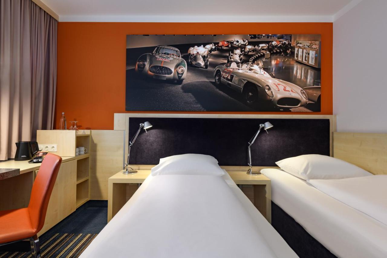 Mercure Hotel Stuttgart City Center - Laterooms