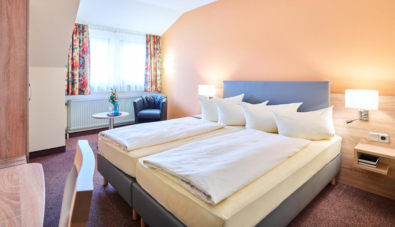 Hotel Merian Rothenburg - Laterooms