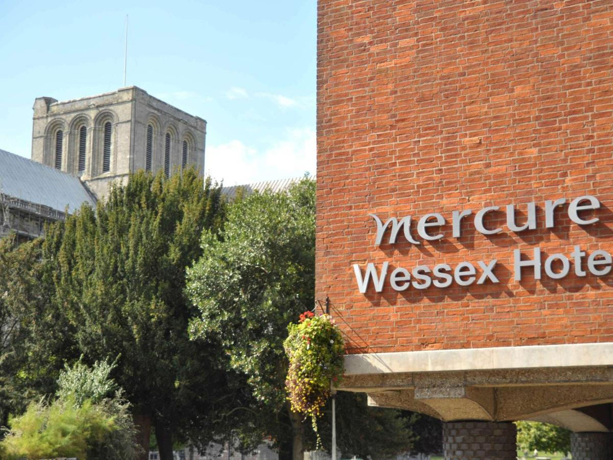 Mercure Winchester Wessex Hotel - Laterooms