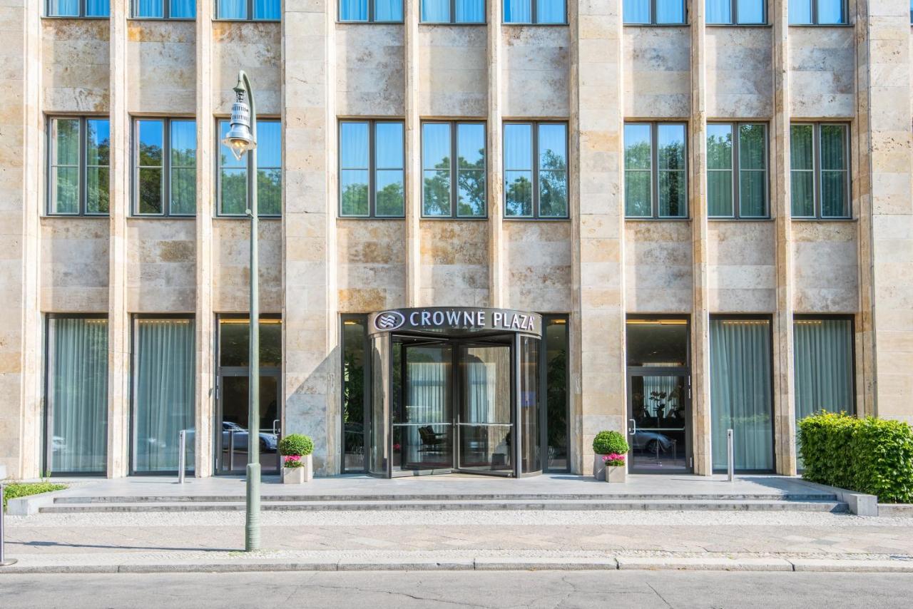 Crowne Plaza BERLIN - POTSDAMER PLATZ - Laterooms