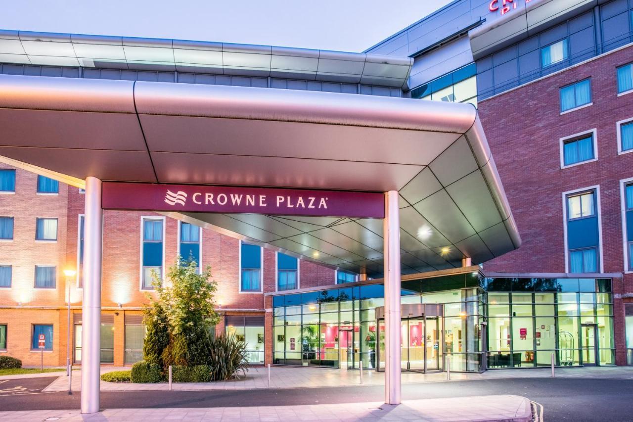 Crowne Plaza BIRMINGHAM NEC - Laterooms