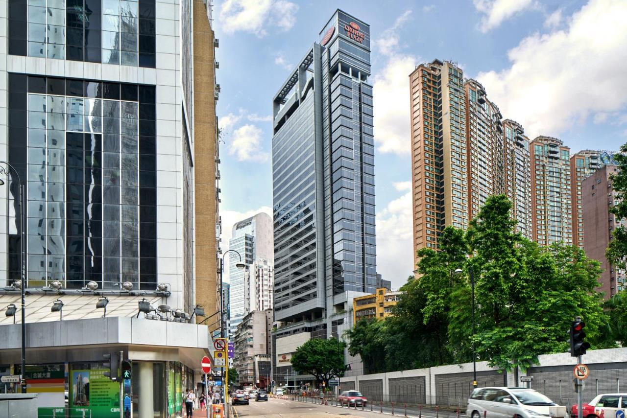 Crowne Plaza Hong Kong Causeway Bay - Laterooms
