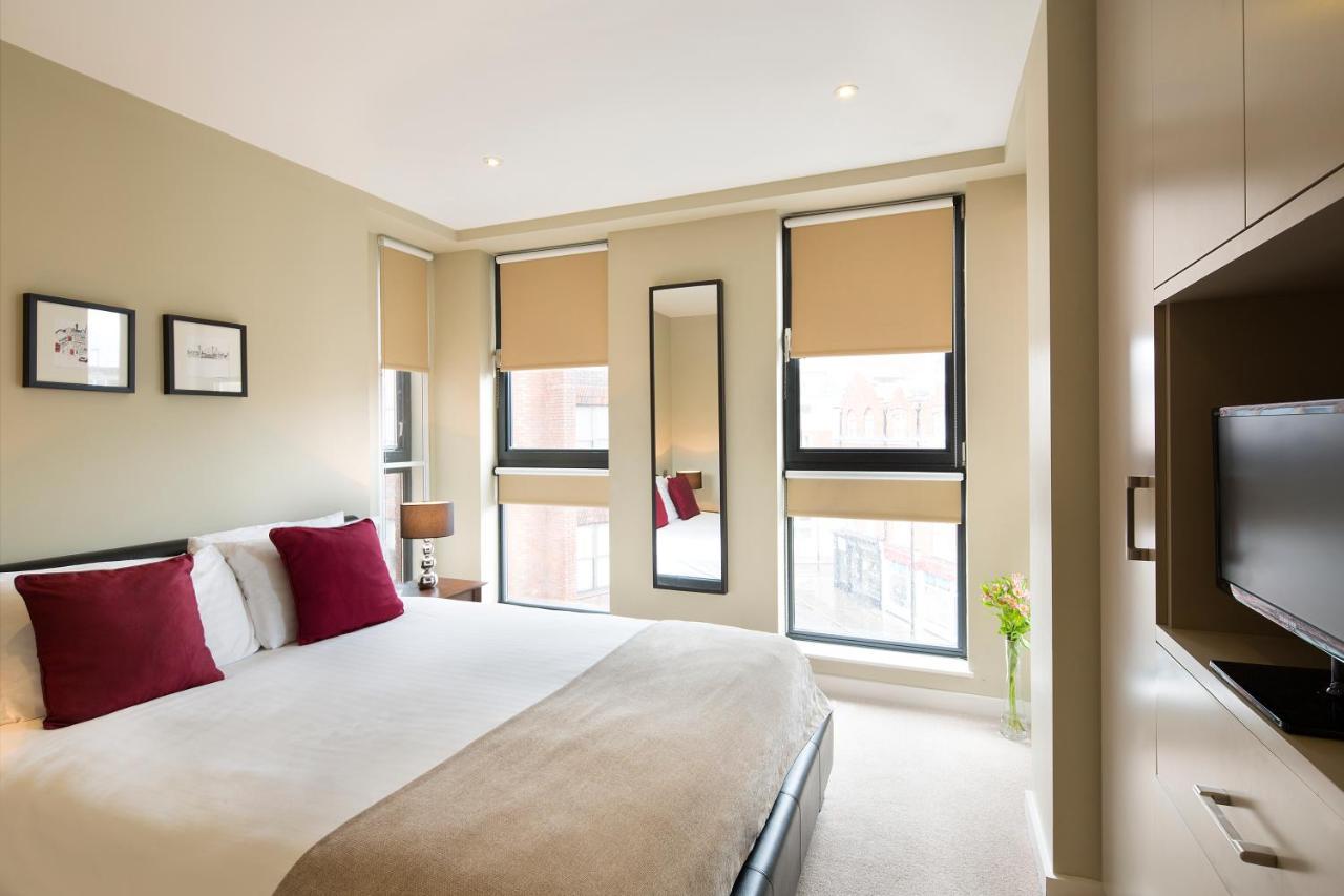 Q Apartments - Victoria One - Laterooms