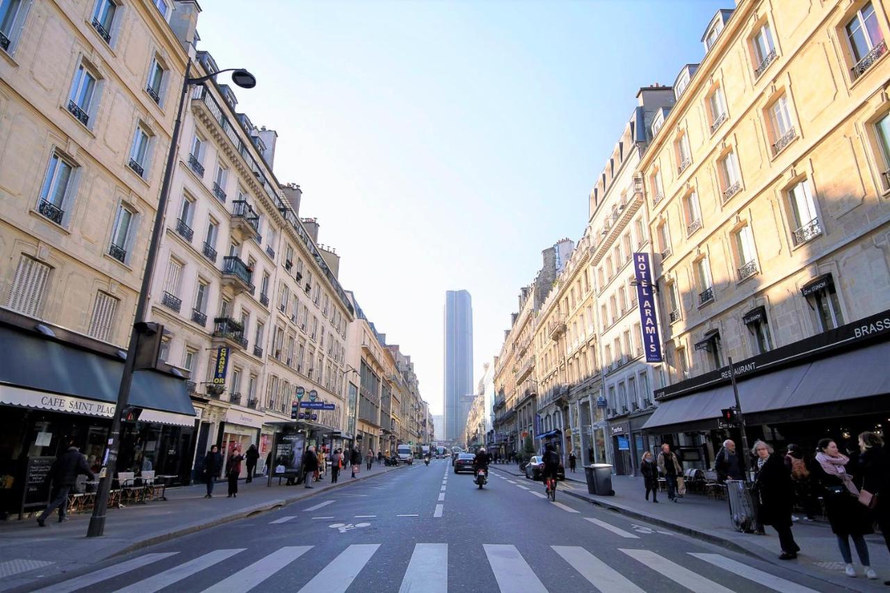 Best Western Aramis Saint-Germain - Laterooms