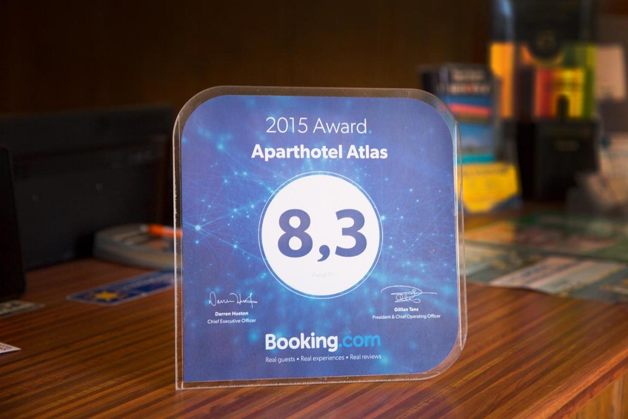 ApartHotel Atlas - Laterooms