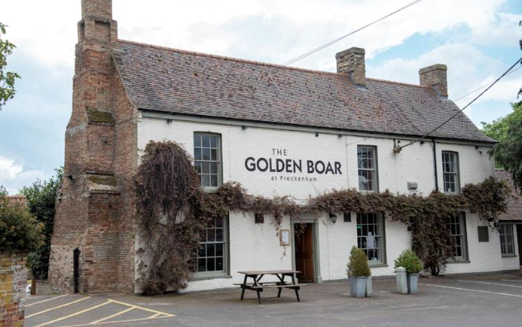 The Golden Boar - Laterooms