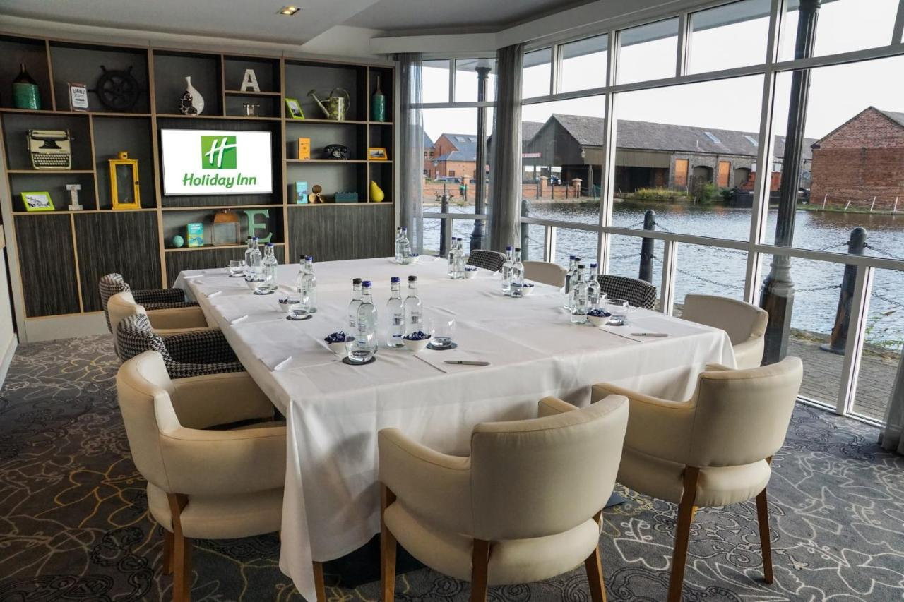 Holiday Inn ELLESMERE PORT/ CHESHIRE OAKS - Laterooms