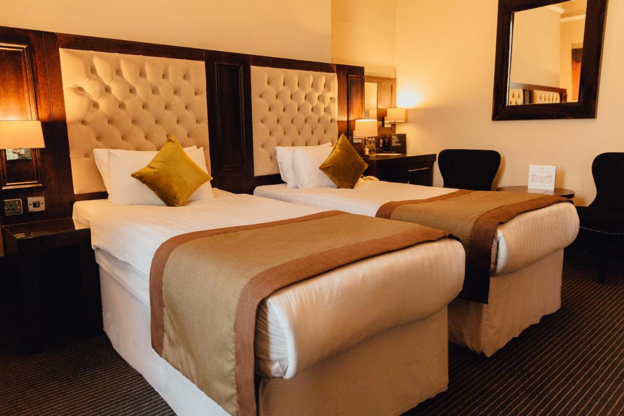 Great Victoria Hotel - Laterooms