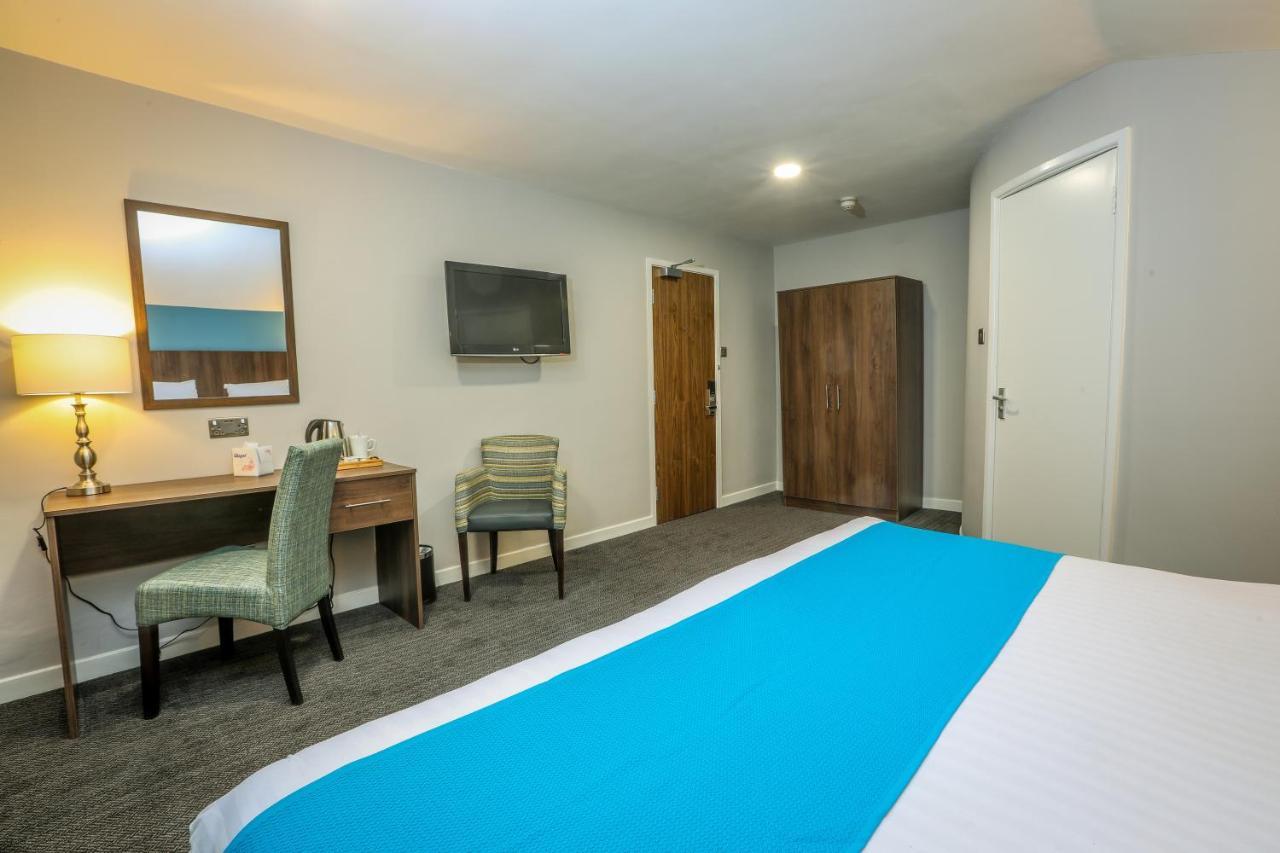 The Falstaff Hotel - Laterooms