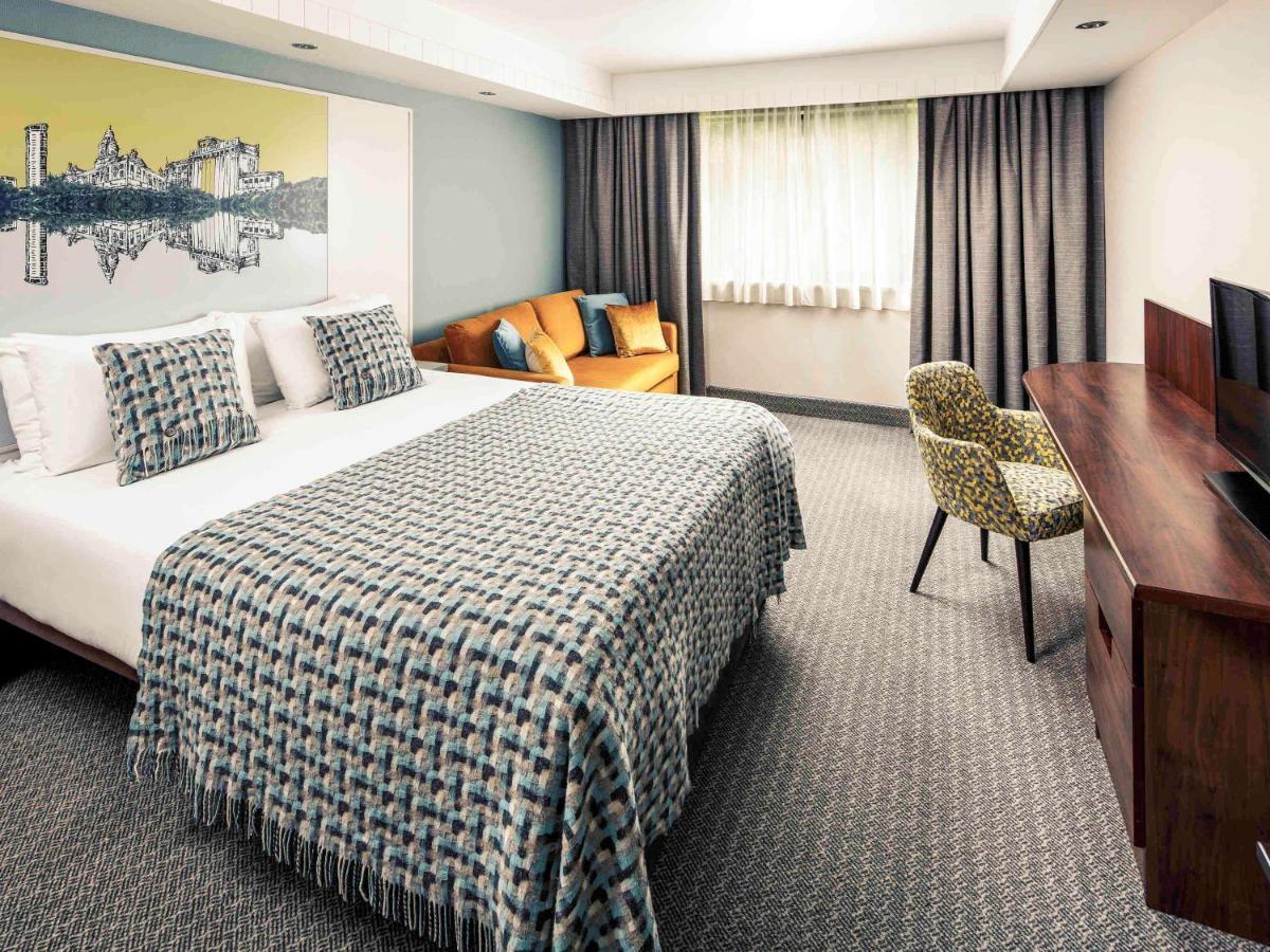 Mercure Swansea Hotel - Laterooms