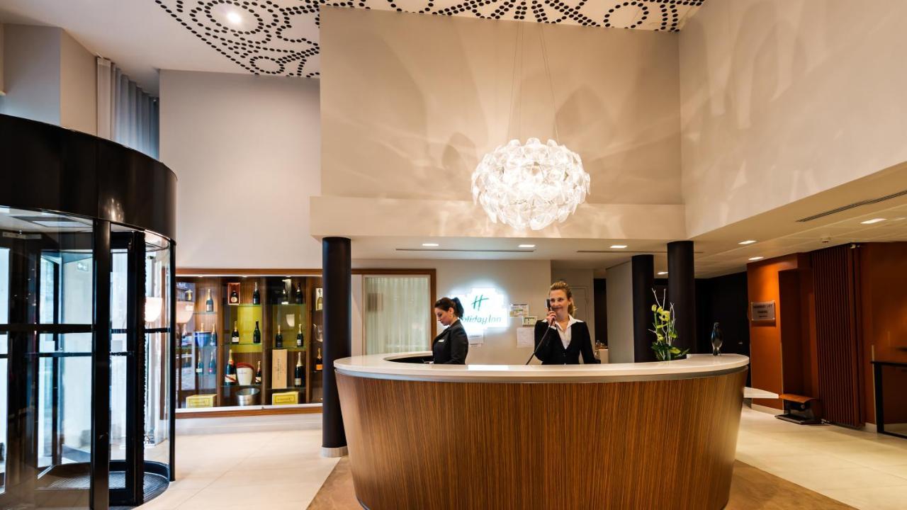 Holiday Inn Garden Court Reims City Centre - Laterooms