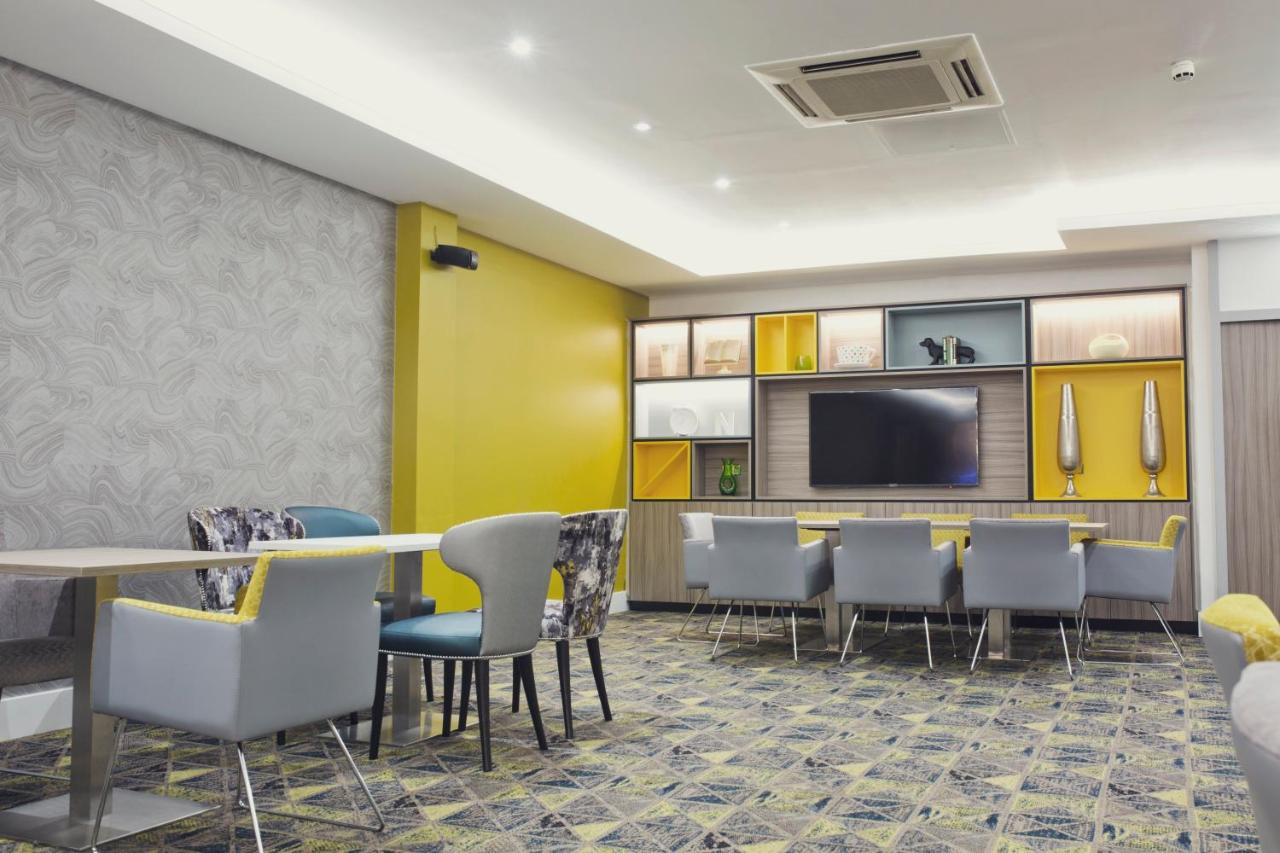 Holiday Inn NEWCASTLE - GOSFORTH PARK - Laterooms