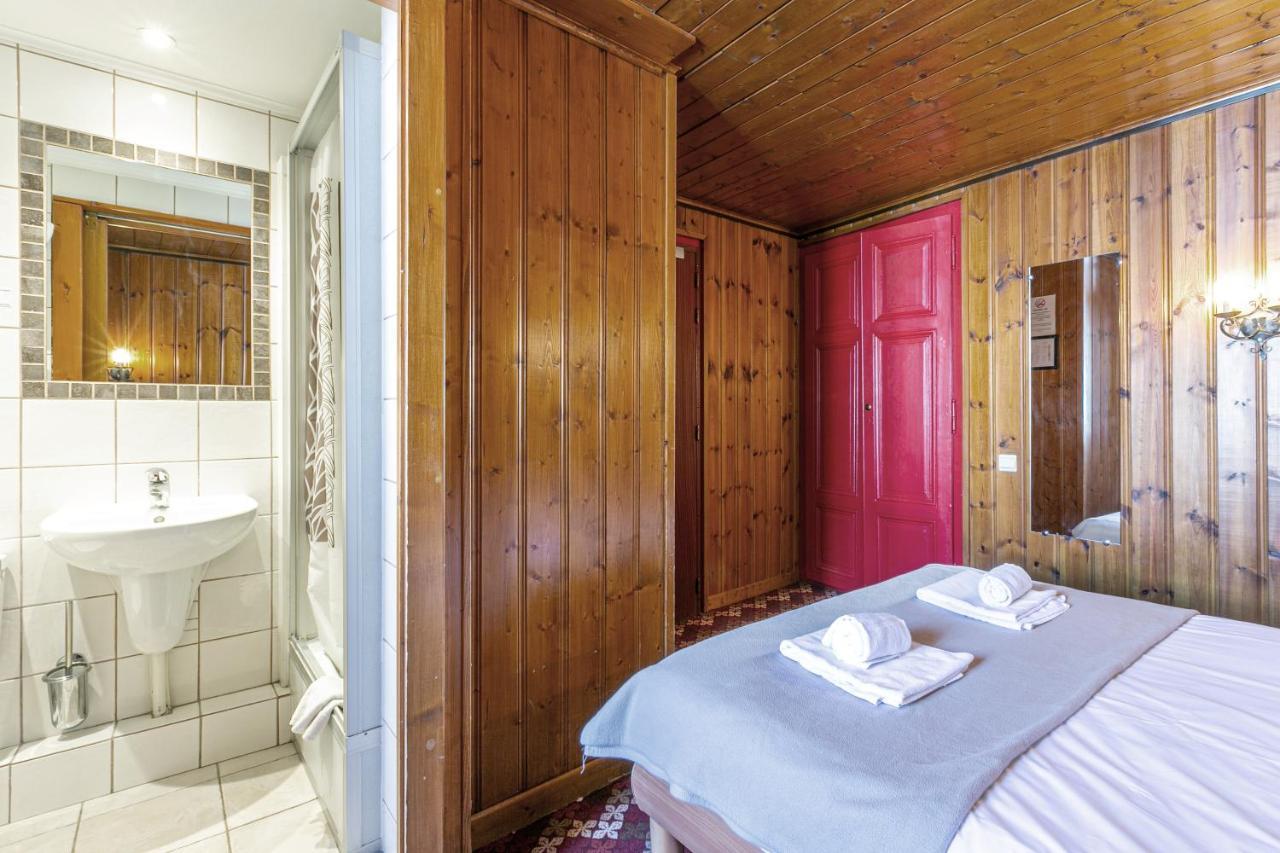 Hotel Le Faucigny - Laterooms