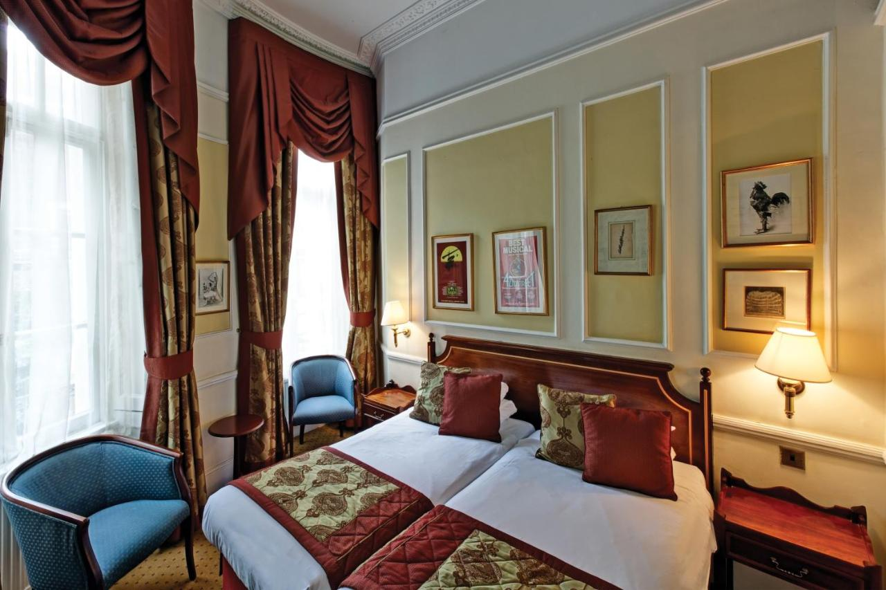 Grange Blooms Town House Hotel - Laterooms