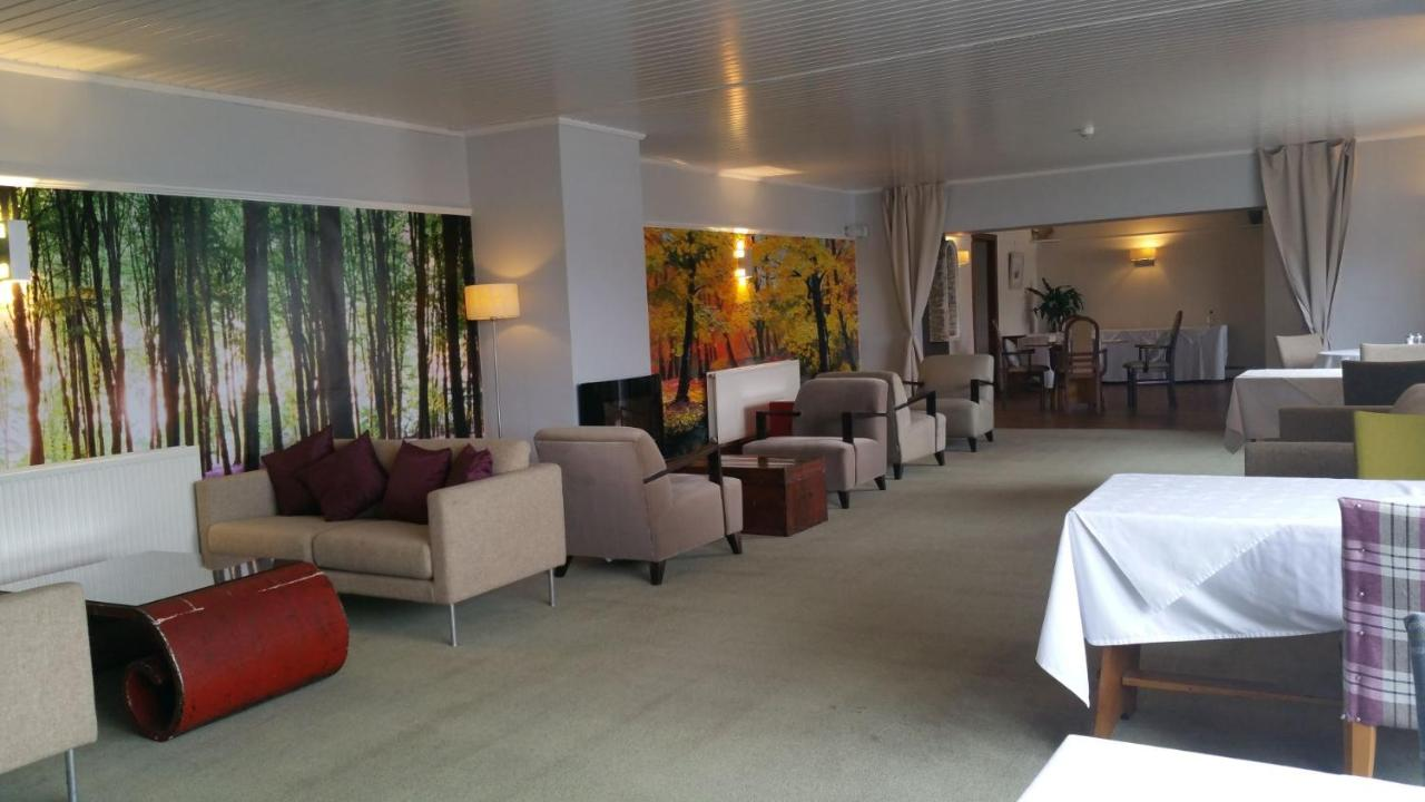 The Four Seasons Hotel - Laterooms