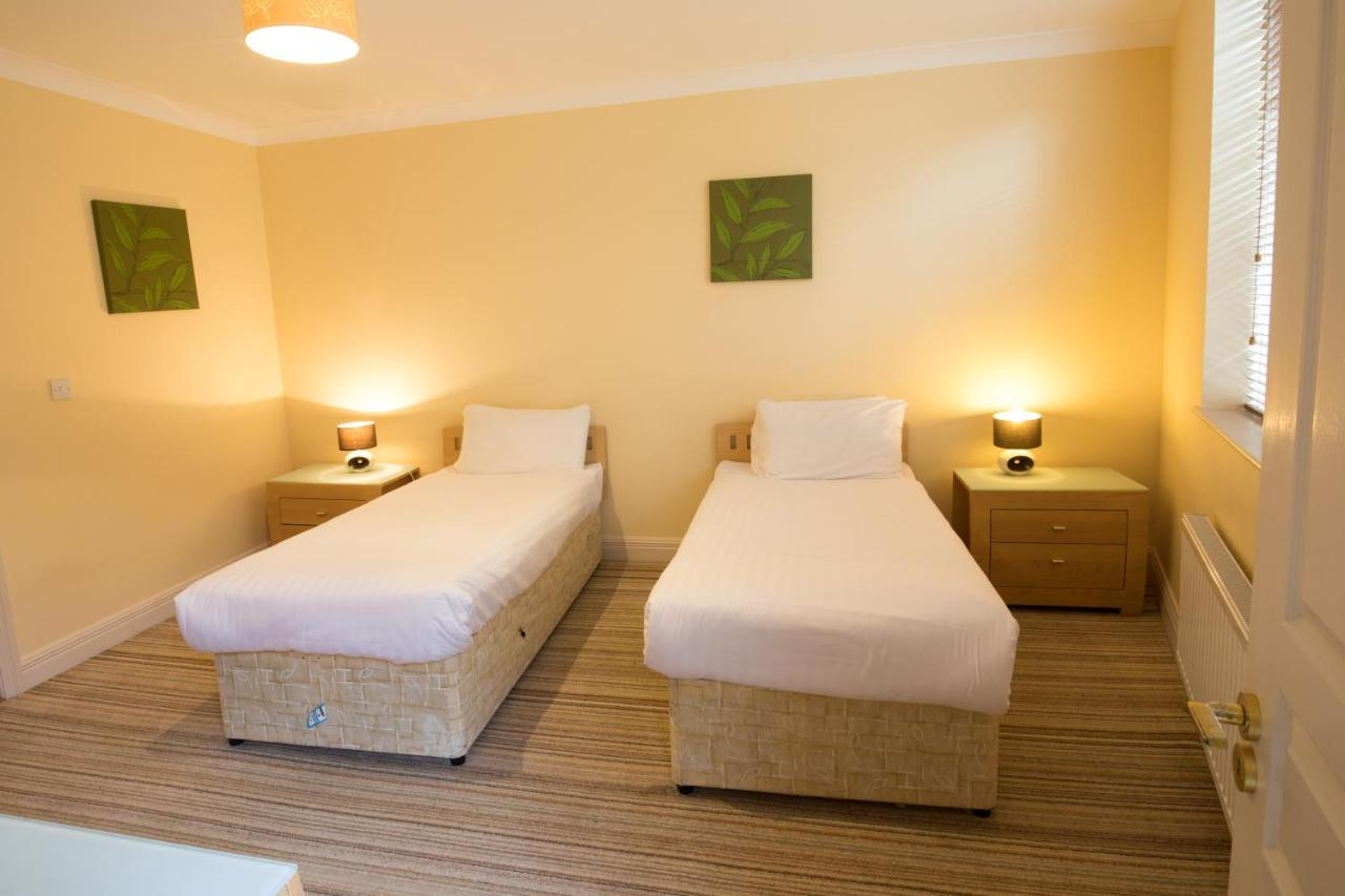 Ocean Sands Hotel - Laterooms