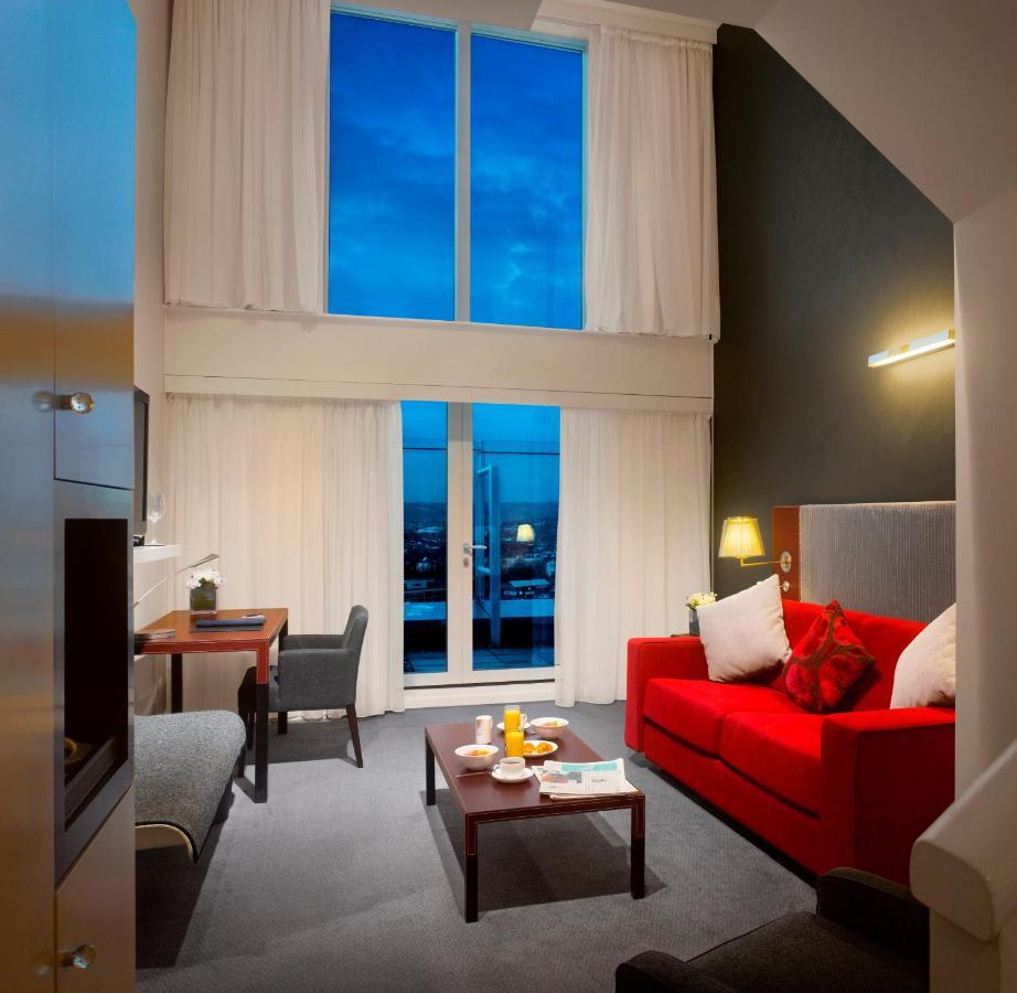 Radisson BLU Hotel Bristol - Laterooms